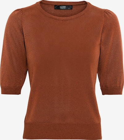 HALLHUBER Pullover in rostbraun, Produktansicht