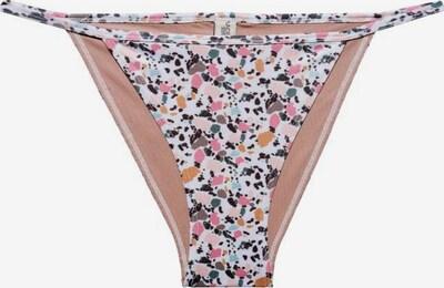 Underprotection Bikinihose ' Vanessa ' in mischfarben / weiß, Produktansicht
