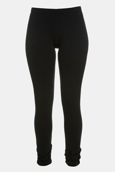 Gina Laura Leggings in schwarz, Produktansicht