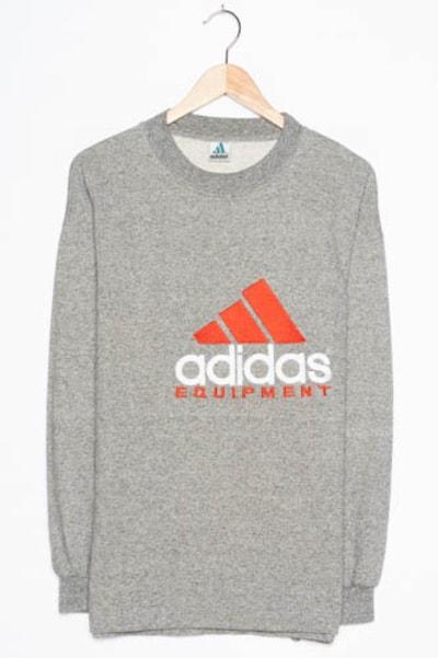 ADIDAS Pullover in XL in grau, Produktansicht