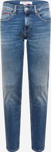 Tommy Jeans Jean 'SCANTON' en bleu denim, Vue avec produit