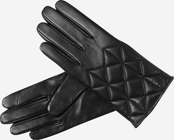 Roeckl Full finger gloves 'Derry Touch' in Black