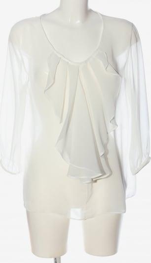 IMITZ Transparenz-Bluse in M in weiß, Produktansicht