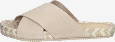 MAHONY Mules in Cream / Sand, Item view