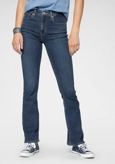 LEVI'S Jeans in de kleur Blauw denim, Modelweergave