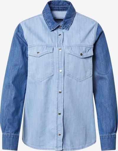 Bluză Trendyol pe albastru deschis / albastru închis, Vizualizare produs