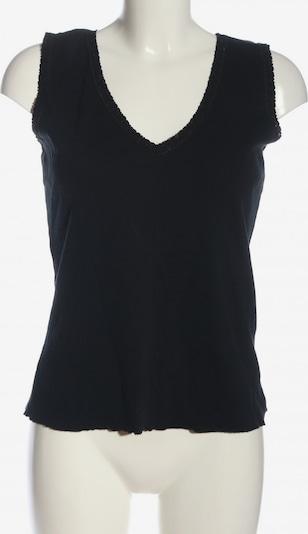 Brax feel good Basic Top in L in schwarz, Produktansicht