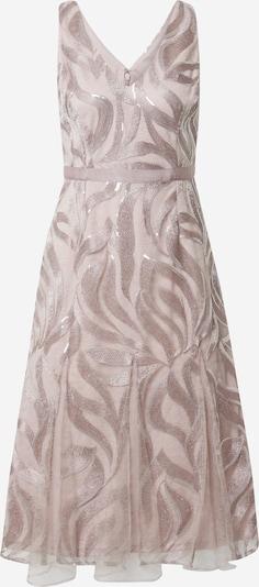Adrianna Papell Robe de cocktail en rose ancienne, Vue avec produit
