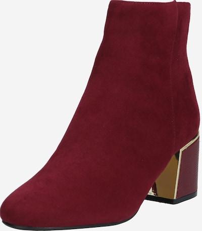 Dorothy Perkins Stiefelette 'AMBER' in burgunder, Produktansicht