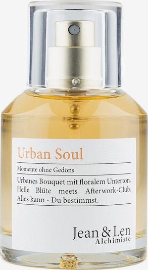 Jean & Len Eau de Parfum  'Urban Soul' in transparent, Produktansicht