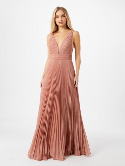LUXUAR Společenské šaty - pink, Model/ka
