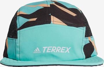 adidas Terrex Sportpet in Groen