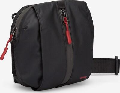 CAMPER Umhängetasche 'Aku' in rot / schwarz, Produktansicht