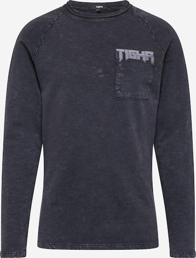 tigha Sweatshirt in schwarz, Produktansicht