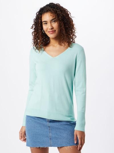 ESPRIT Pullover in türkis, Modelansicht