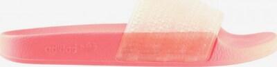 ADIDAS Pantoffeln in 39 in creme / pink, Produktansicht