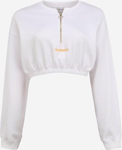 Public Desire Curve Camiseta en naranja / blanco natural, Vista del producto