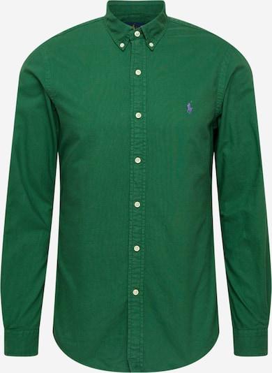 Polo Ralph Lauren Hemd in grün / helllila, Produktansicht