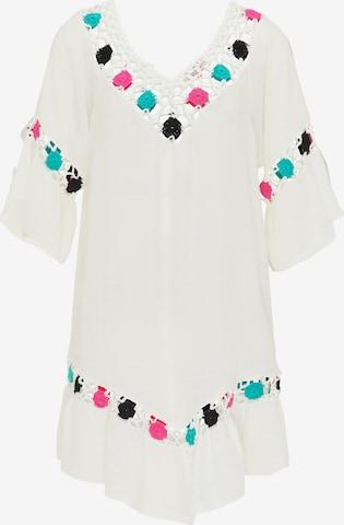 IZIA Kleid in Weiß
