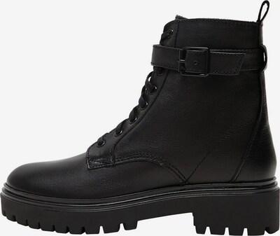 MANGO Stiefelette 'Beatle' in schwarz, Produktansicht
