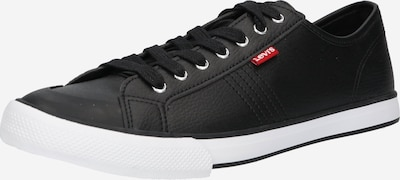 LEVI'S Sneakers in Red / Black / White, Item view