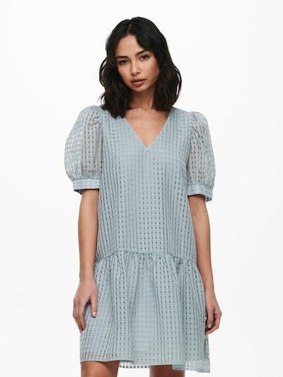 ONLY Kleid 'Magenta' in hellblau, Modelansicht