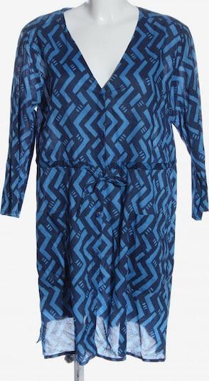 Gudrun Sjödén Langarmkleid in L in blau, Produktansicht