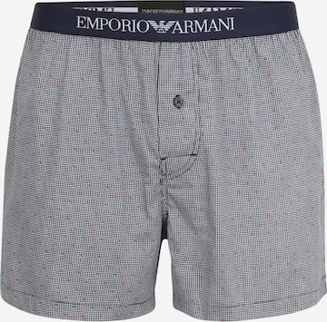 Boxer di Emporio Armani in blu
