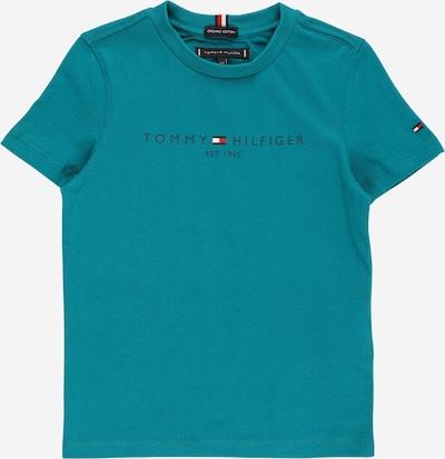 TOMMY HILFIGER Shirts i navy / pastelblå / lys rød / hvid, Produktvisning