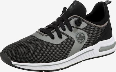 RIEKER Sneaker 'B4760' in grau / schwarz, Produktansicht
