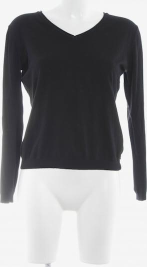 CMP V-Ausschnitt-Pullover in L in schwarz, Produktansicht