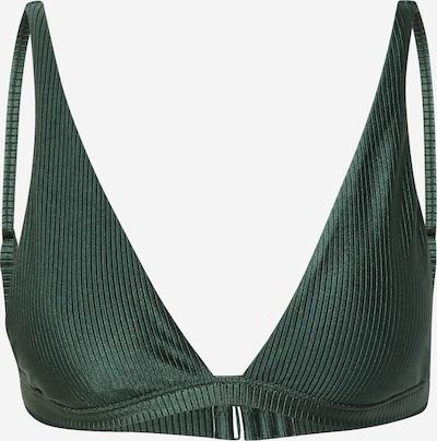 AERIE Bikinitop in dunkelgrün, Produktansicht