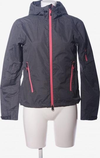 H&M Regenjacke in XS in grau / pink, Produktansicht