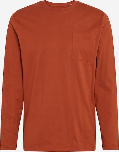 EDC BY ESPRIT T-Shirt en orange foncé, Vue avec produit