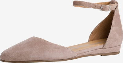 TAMARIS Strap ballerina in Nude, Item view