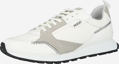 Sneaker low 'Icelin' HUGO pe gri argintiu / gri deschis / alb, Vizualizare produs
