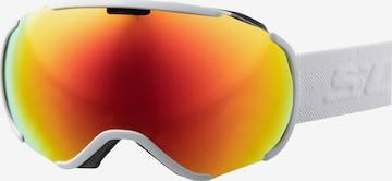 SCOTT Skibrille 'Faze II' in Weiß