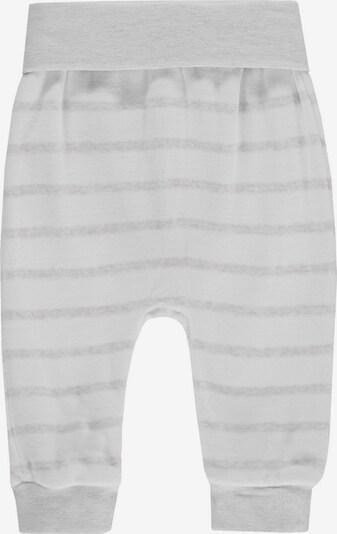 BELLYBUTTON Hose in grau / weiß, Produktansicht