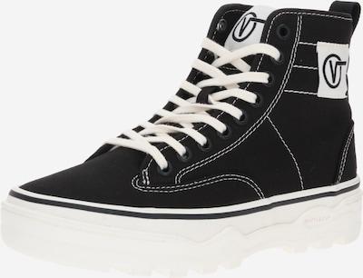 VANS Sneakers high 'UA Sentry' in Black / Off white, Item view