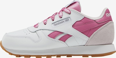 Reebok Classics Sneakers 'Classic' in Grey / Pink / White, Item view