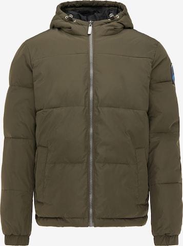 Veste d'hiver MO en vert