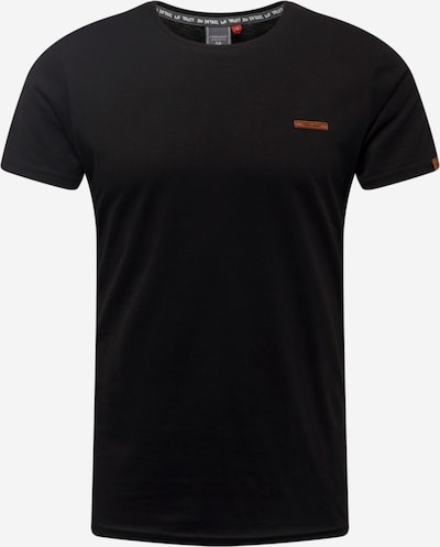 Ragwear Shirt 'GRADY' in schwarz, Produktansicht