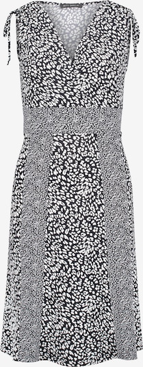 Betty Barclay Robe en noir / blanc, Vue avec produit