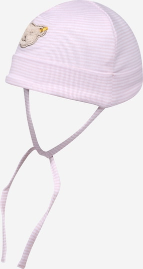 Steiff Collection Gorra en marrón claro / rosa / blanco, Vista del producto