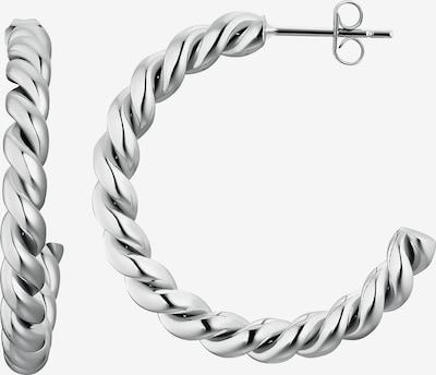 Heideman Ohrringe 'Femke' in silber, Produktansicht