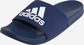 Flip-flops 'ADILETTE COMFORT' de la ADIDAS PERFORMANCE pe albastru