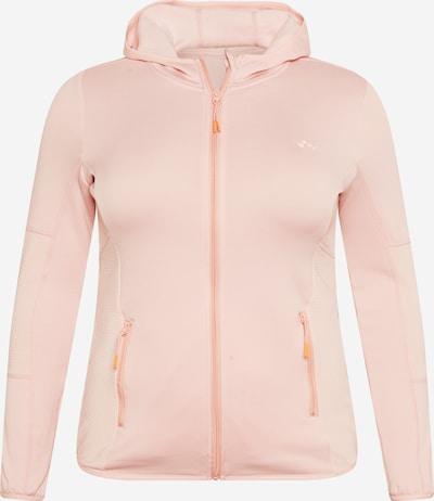 ONLY PLAY Fleecetakki värissä vaaleanpunainen, Tuotenäkymä