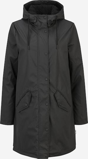 Only Tall Overgangsfrakke 'SALLY' i sort, Produktvisning