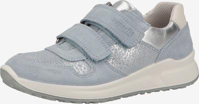 SUPERFIT Sneaker 'Merida' in opal / silber / eierschale, Produktansicht
