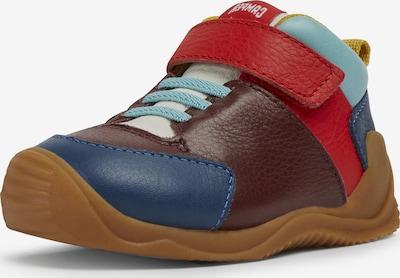 CAMPER Sneaker 'Dadda' in blau / hellblau / braun / rot / weiß, Produktansicht